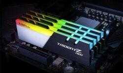 Новые модули G.SKILL Trident Z Neo DDR4 подходят для платформы AMD Ryzen 3000