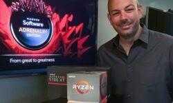 Новый директор игрового подразделения AMD вступил в должность