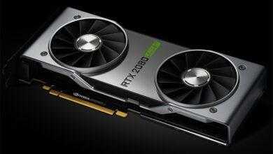 Фото NVIDIA GeForce RTX 2080 Super: видеокарта с 8 Гбайт памяти GDDR6 за 56 990 рублей