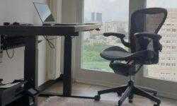 О столе для работы стоя, здоровье позвоночника и личной эффективности