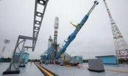 Осуществлён пятый пуск в истории космодрома Восточный