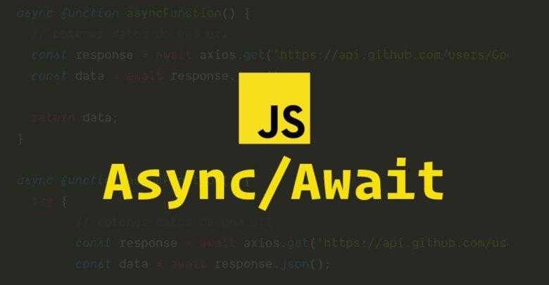 Фото [Перевод] Разбираем Async/Await в JavaScript на примерах