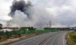 Пожар на Мытищинской ТЭЦ. Что известно об этой станции?