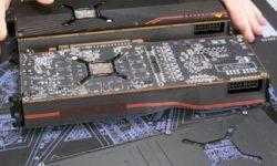 Познавательный вандализм: «вмятину» на кожухе Radeon RX 5700 XT можно частично выправить