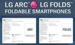 Раскрыты возможные названия гибкого смартфона LG