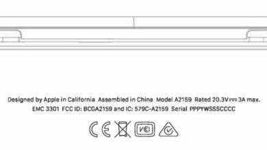 Фото Регулятор раскрыл данные о новом ноутбуке MacBook Pro с 13″ дисплеем