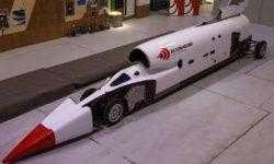 Самый быстрый автомобиль в мире готов поставить новый рекорд