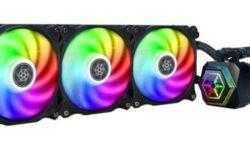 SilverStone PF-ARGB: трио систем жидкостного охлаждения процессоров