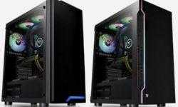 Thermaltake H100 и H200: доступные корпуса со стеклянной панелью под игровые системы
