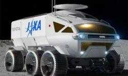 Toyota и JAXA объединяют усилия для создания пилотируемого лунохода
