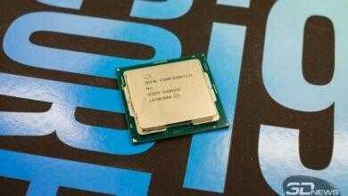 Фото У Intel уже готовы финальные тестовые образцы 10-ядерных Comet Lake-S