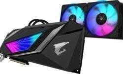 Ускоритель GIGABYTE Aorus GeForce RTX 2080 Super WaterForce предстал в двух версиях