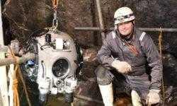 В Европе есть 30 000 затопленных шахт с сокровищами. Их добычей займется подводный робот