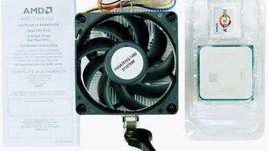 Фото В роли подменного процессора при трудностях с обновлением BIOS теперь выступает Athlon 200GE
