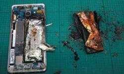 В Роскачестве назвали причины взрывов смартфонов