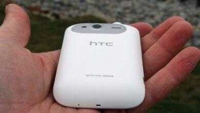 Фото В Сеть «утекли» характеристики смартфона HTC Wildfire E