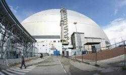 #видео | Внутри нового саркофага Чернобыльской АЭС стоимостью 1,5 миллиарда евро