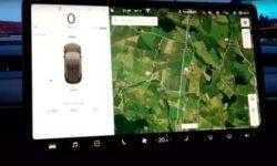Водитель Tesla Model 3 установил рекорд, проехав за сутки 2781 км
