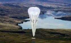 Воздушный шар Google раздавал интернет 223 дня без остановки