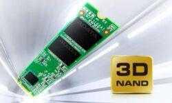 Ёмкость накопителей ADATA Ultimate SU650 M.2 достигает 480 Гбайт