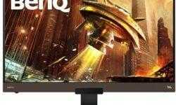 2К-монитор BenQ EX2780Q обладает частотой обновления 144 Гц