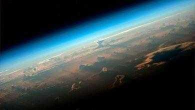 Фото Американские военные зафиксировали взрыв европейской ракеты в космосе