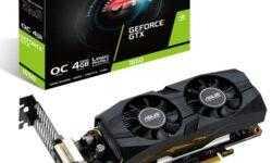 ASUS выпустила низкопрофильные ускорители GeForce GTX 1650