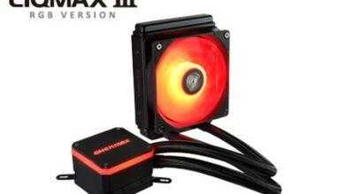 Фото Enermax Liqmax III RGB: необслуживаемые процессорные СЖО с многоцветной подсветкой