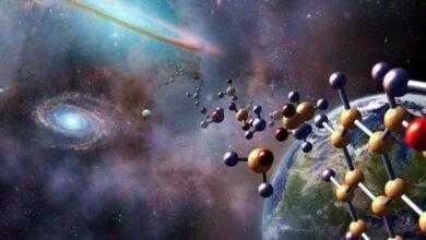 Фото Глубоководный метан поможет понять, как зародилась жизнь на Земле