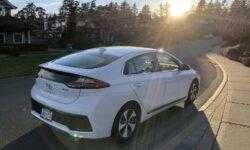 Год за рулём электромобиля