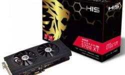 HIS начинает продажи неэталонной видеокарты Radeon RX 5700 XT IceQX2