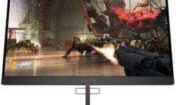 HP Omen X 27: игровой QHD-монитор с частотой 240 Гц и поддержкой FreeSync 2 HDR