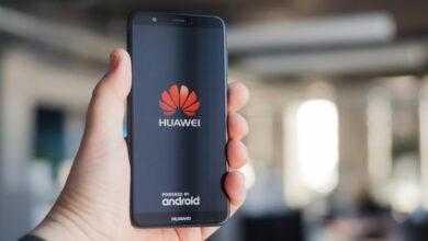 Фото Huawei показала прототип смартфона со сканером отпечатков пальцев под LCD-дисплеем