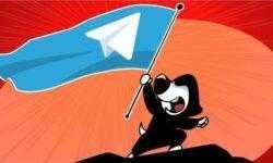 [Из песочницы] Telegram в качестве хранилища данных для IT проектов