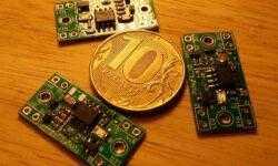 [Из песочницы] TinyFL — драйвер фонарика на микроконтроллере