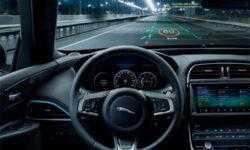 Jaguar Land Rover создаёт проекционный 3D-дисплей с VR-технологиями