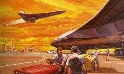 Как сделать космолёт горизонтального взлёта и посадки без чудо технологий