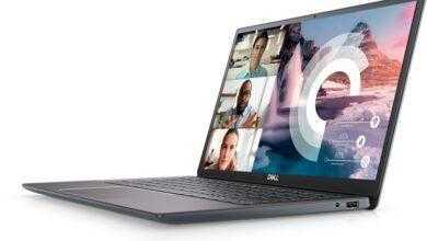 Фото Компактный ноутбук Dell Vostro 13 5000 получил чип Intel Core десятого поколения