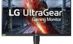 LG 27GL83A-B: монитор с частотой обновления 144 Гц для игровых систем
