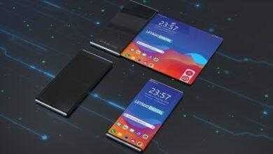 Фото LG проектирует смартфон с дисплеем-обёрткой