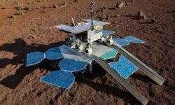 Макет станции ExoMars-2020 потерпел крушение в ходе испытаний парашютной системы