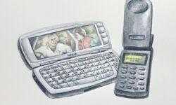 Назад в будущее мобильных телефонов