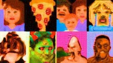 Фото Нейронная сеть превратила эмодзи в настоящие лица и это выглядит ужасно
