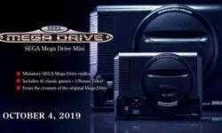 Ностальгический трейлер ретро-консоли Sega Mega Drive Mini: старт предзаказов, выход 4 октября