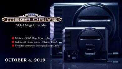 Фото Ностальгический трейлер ретро-консоли Sega Mega Drive Mini: старт предзаказов, выход 4 октября