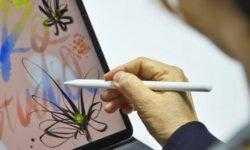 Новые iPhone могут получить поддержку стилуса Apple Pencil