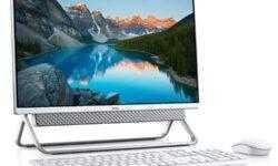 Новые моноблоки Dell Inspiron получили выдвижную веб-камеру