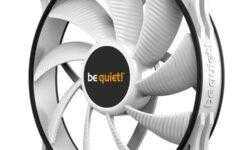 Новые вентиляторы be quiet! Shadow Wings 2 выполнены в белом цвете