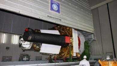 Фото Обсерватория «Спектр-РГ» наблюдает центр Млечного Пути