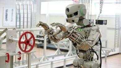Фото Ограничение движений робота «Фёдора» позволит избежать случайных повреждений оборудования МКС